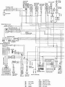 Wiring Diagram For Nissan 2005 Hardbody
