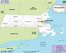 857 Area Code Map, Where is 857 Area Code in Massachusetts