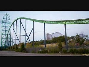 Kingda Ka vs Top thrill dragster - YouTube