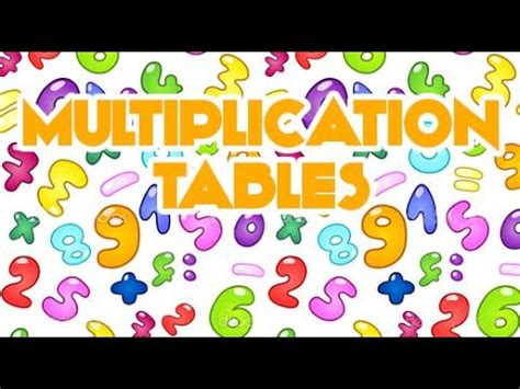 Best 25+ Multiplication Songs Ideas On Pinterest