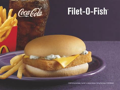 filet  fish  mcdonalds nurtrition price