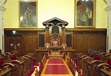 Council Chamber, Belfast City Hall. | Belfast city, City ...