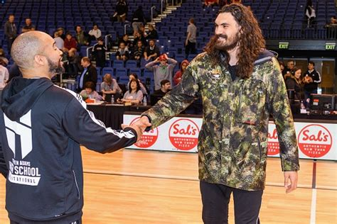 Enes Kanter and Steven Adams Have New Nickname: 'The ...