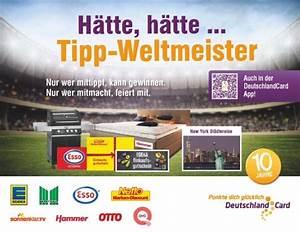 Der Neue Tipp : mit der deutschlandcard tipp weltmeister werden neue ~ Lizthompson.info Haus und Dekorationen