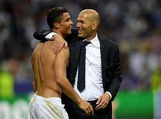 Cristiano Ronaldo Zinedine Zidane discusses Real Madrid