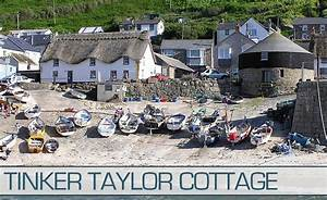 Tinker Taylor Cottage Sennen Cove Sea Views beachside ...