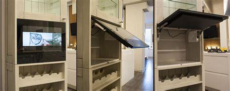 tv encastrable cuisine tv encastrable congelateur tiroir