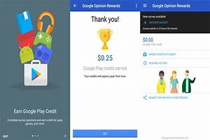 How Easy To Earn Money From Google Opinion Rewards - The ...