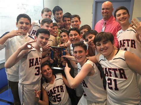 hebrew academy towns rockaway middle school celebrates