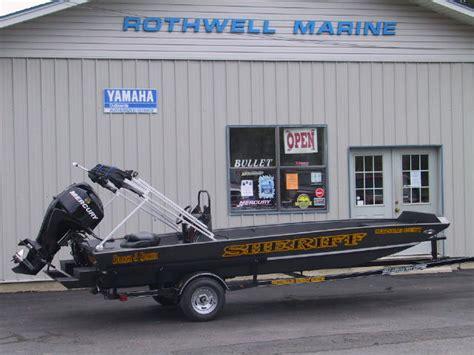 hempstead county sheriff s dept 2012 legend craft 1752 rescue boat rothwell marine