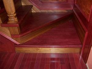 Purple Heart wood floors - A MUST FOR OUR NEW HOUSE