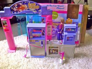 2001 Barbie Doll Playsets