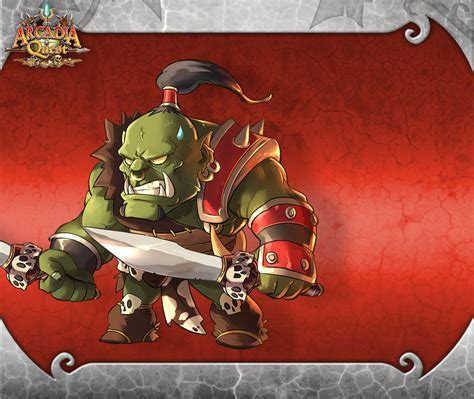 arcadia quest monster gallery