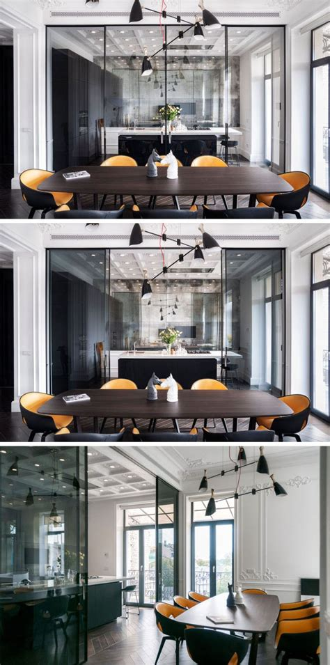 Amazing Loft Apartment Inside 19th Century Building by This Apartment Combines And New Inside A 19th Century