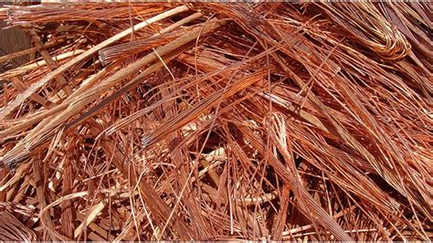 tepid demand  copper recycling today