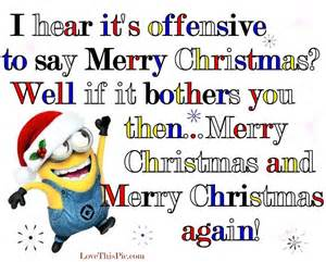 i hear it 39 s offensive to say merry pictures photos and images for