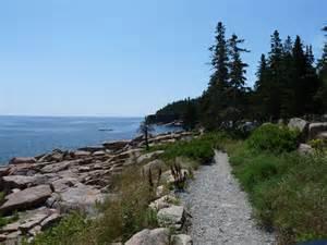 Bar Harbor Maine Acadia National Park