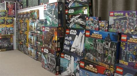 Lego Set by Lego Sealed Set Collection Investment Sets