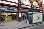 Commuters' joy as Tufnell Park Tube station reopens after nine-month closure | London Evening Standard
