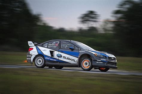subaru rally subaru bolsters its rallycross program developing all new