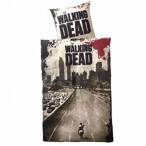 The Walking Dead Bettwäsche : linon bettw sche the walking dead 135x200 knopfleiste d nisches bettenlager ~ Eleganceandgraceweddings.com Haus und Dekorationen