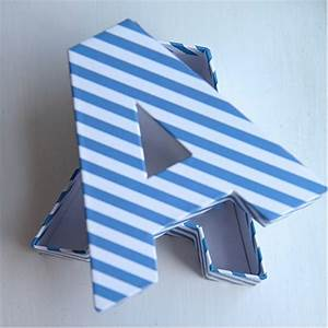 alphabet shaped gift boxes With letter shaped gift box
