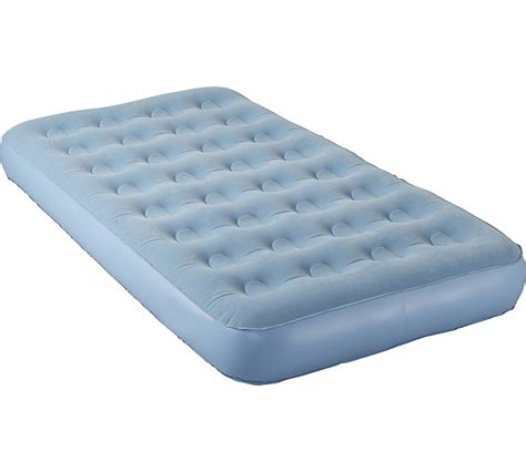 aerobed with headboard uk buy aerobed air bed single at argos co uk your