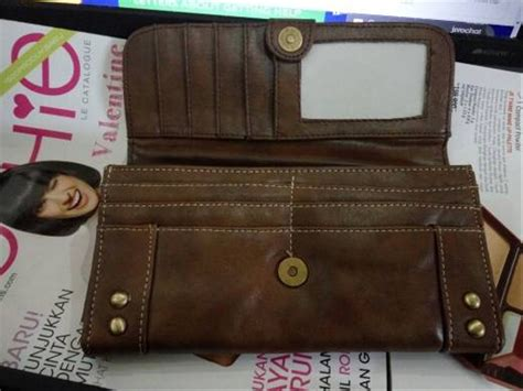 jual dompet wanita branded import kulit murah bayonne wallet martin impor termurah