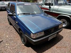 Fiat Uno Cs 1 3 1988  1988 - Sal U00e3o Do Carro