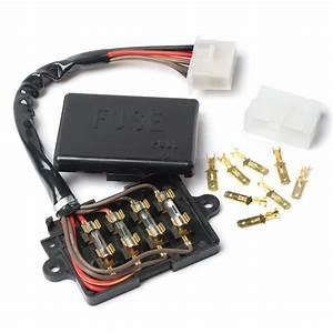 Xj650 Fusebox Repair Kit - Fuh006