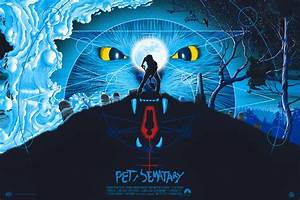 INSIDE THE ROCK POSTER FRAME BLOG: Pet Sematary Poster by ...