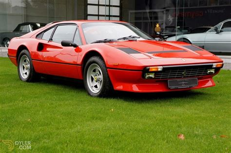 308 Gtb For Sale by Classic 1984 308 Gtb Qv For Sale Dyler