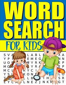 Compare Price To Kids Word Search