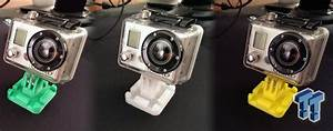 Practical 3d Printing Guide  Making A Gopro Camera Mount