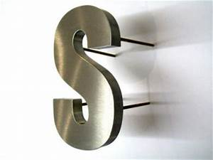 metal letters With stainless steel letters