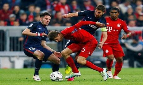 Match facts: Bayern Munich v Atletico Madrid (UEFA ...