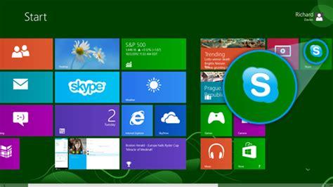 skype pour bureau windows 8 comment mettre skype sur le bureau windows 8