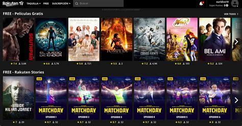 Ahora es más facil de descargar peliculas online, incluyendo peliculas descarga directa, y crear un cine en. Así puedes ver películas gratis online en Rakuten TV   Entretenimiento - ComputerHoy.com