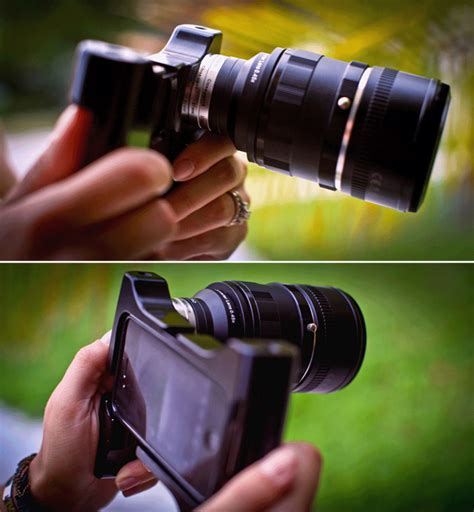 iphone dslr lens 35 most creative accessories for your iphone 4s