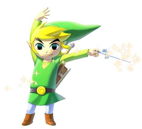 Toon Link Wii Wiki Fandom Powered By Wikia