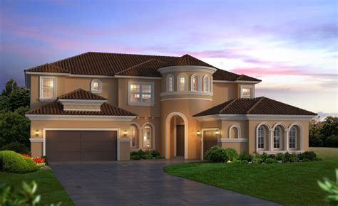 New Homes In Avilla  Kissimmee  Ici Homes