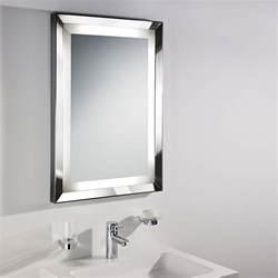 Chrome Framed Mirror amazing bathroom mirror ideas this for all