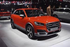 Audi Paris : audi q2 at paris motor show stable vehicle contracts ~ Gottalentnigeria.com Avis de Voitures