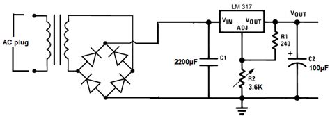 build  dc power supply