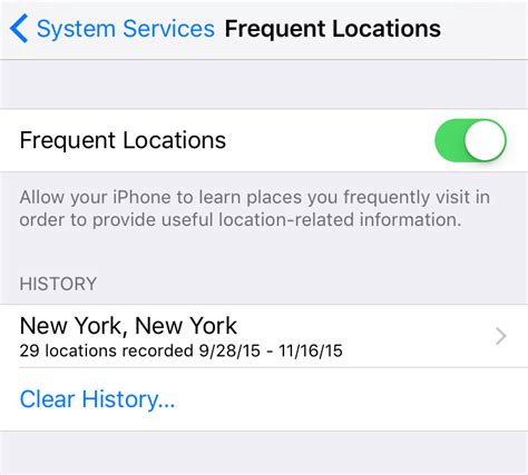 location history iphone how to see your iphone location history business insider