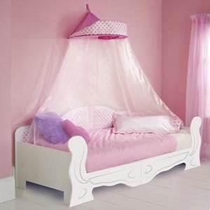 Cerceau Pour Ciel De Lit : lit m ridienne ciel de lit minnie fille 90 x 200 achat ~ Melissatoandfro.com Idées de Décoration