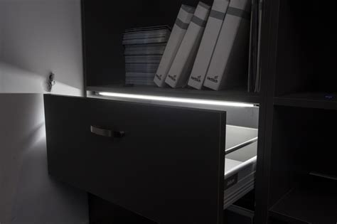 automatic kitchen drawer light with sensor switch led