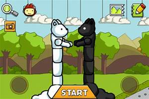 Longcat and Tacgnol in Scribblenauts!! by Cutiecatmagic on ...