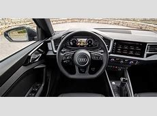 Audi A1 Sportback Interior & Infotainment carwow
