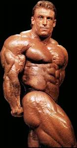 Strong Man: Super Muscular Man - Dorian Yates, English ...